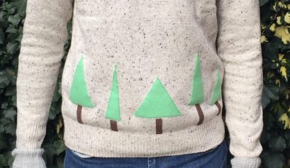 DIY Christmas Jumper