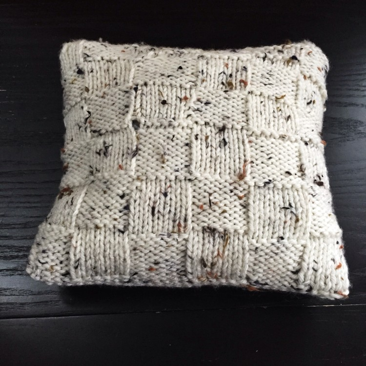 Easy Knitted Cushion Patterns : A new challenge: the results The Crafty Gentleman