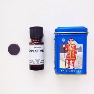 DIY Tin Oil Diffuser