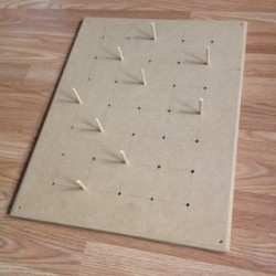 Make a DIY Pegboard