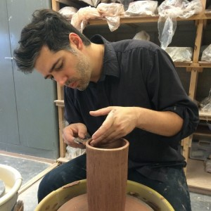 Man Crafts: Robert Boyer ceramics
