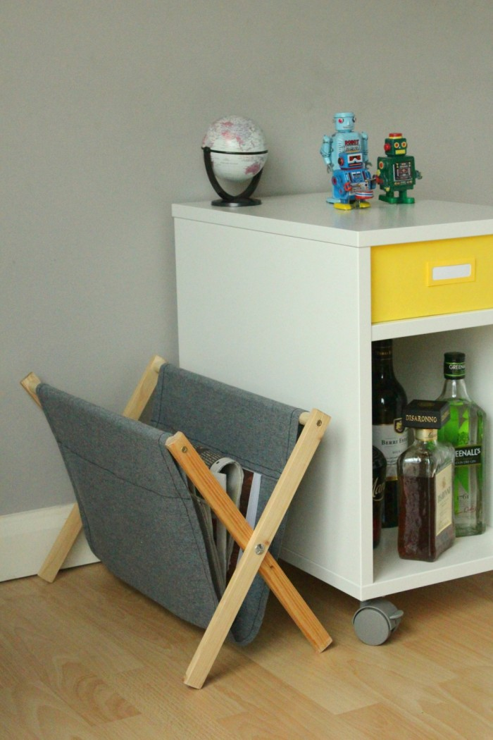 Diy Magazine Holder Wood | Diydrywalls org