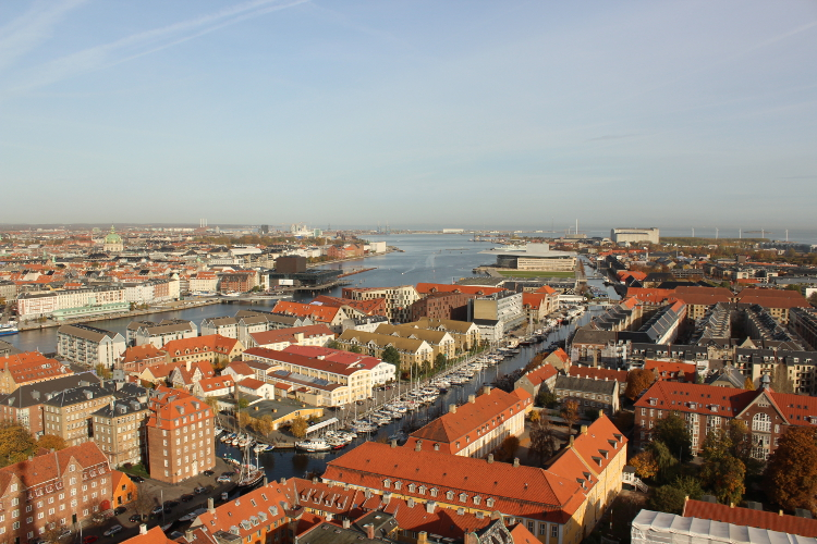 3 days in Copenhagen and Malmo