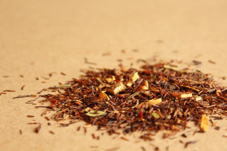 Hot spiced tea punch
