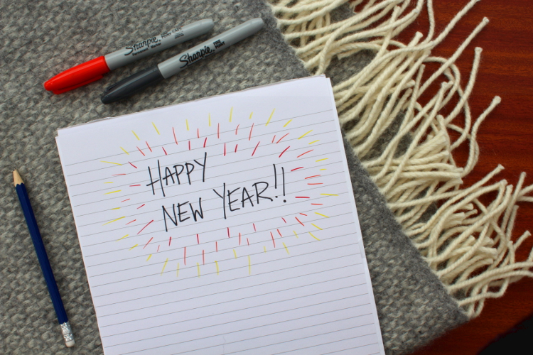 Happy New Year from The Crafty Gentleman blog