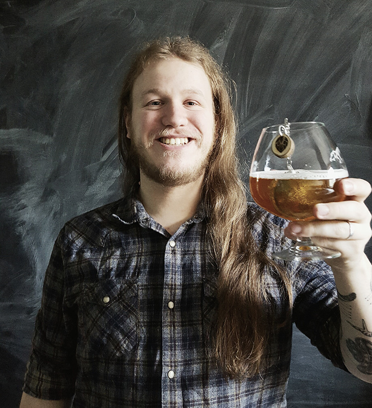 Hop Shots beer: a Man Crafts interview with Jason Booth