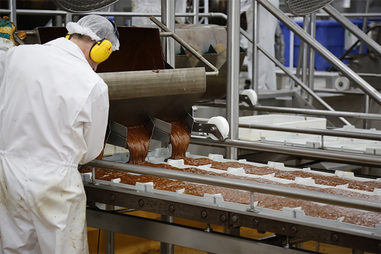 Thorntons chocolate factory 3