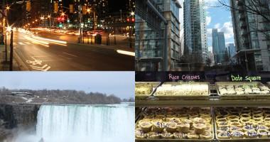 A short break in Toronto Canada