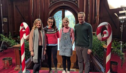 Kirstie's Handmade Christmas 2017 Channel 4