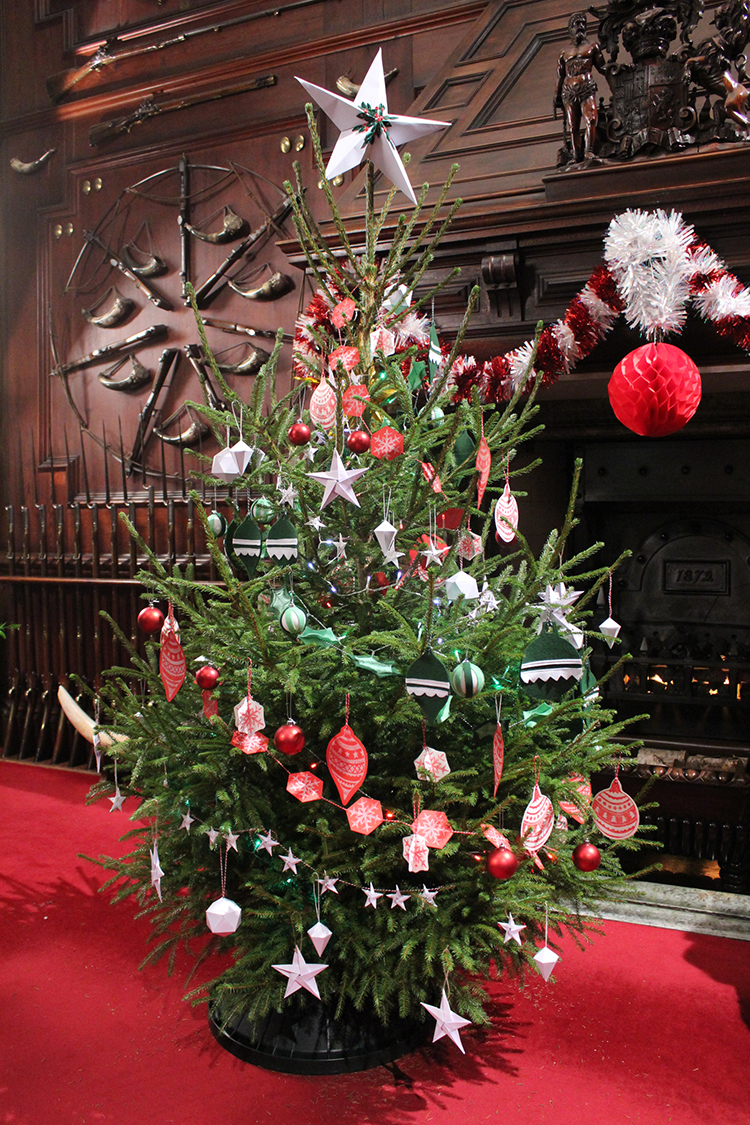 Kirstie's Handmade Christmas 2017 with The Crafty Gentleman