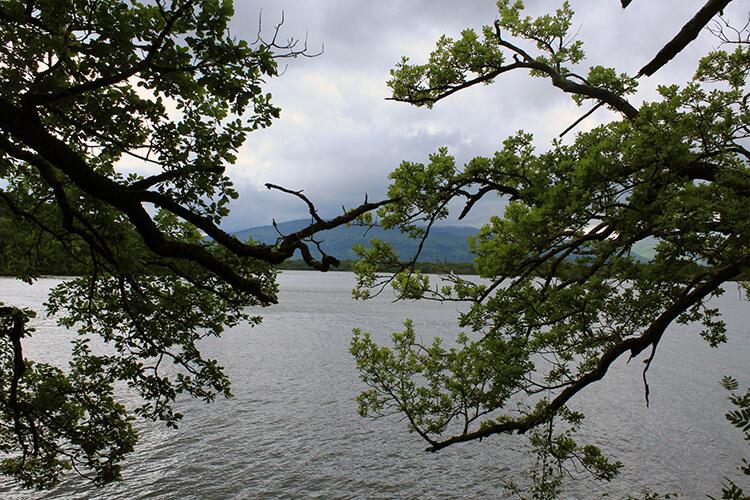 A weekend in Loch Lomond