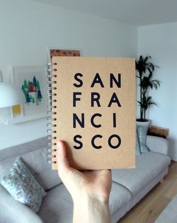My San Francisco travel journal