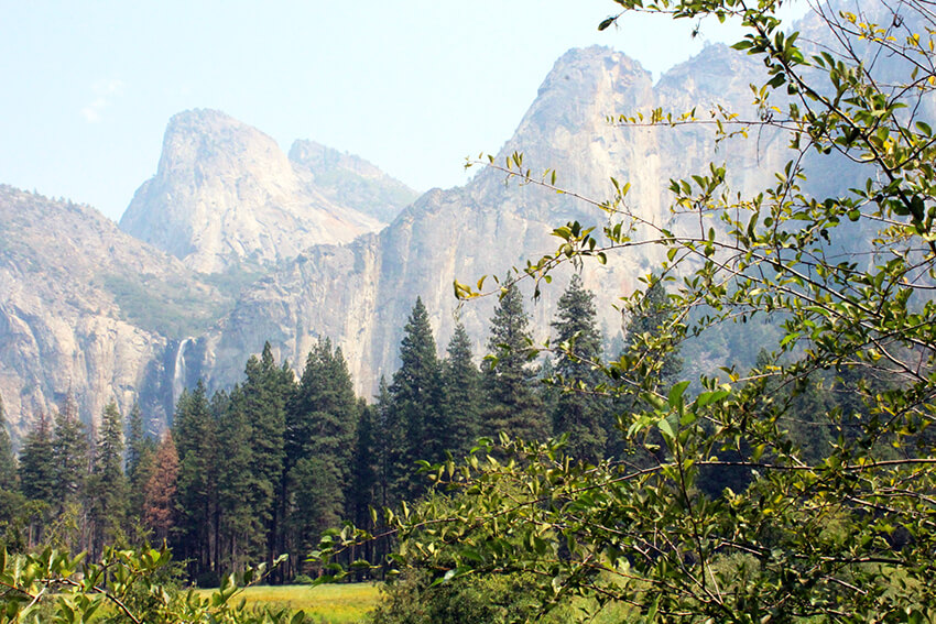 Yosemite National Park travel video