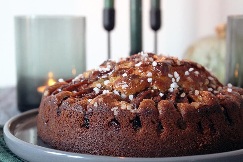 Swedish Apple Cake recipe - Scandi baking - The Crafty Gentleman