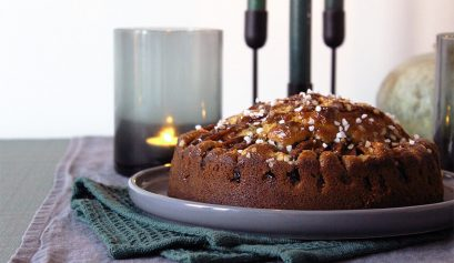 Swedish Apple Cake recipe - Scandi baking - The Crafty Gentleman