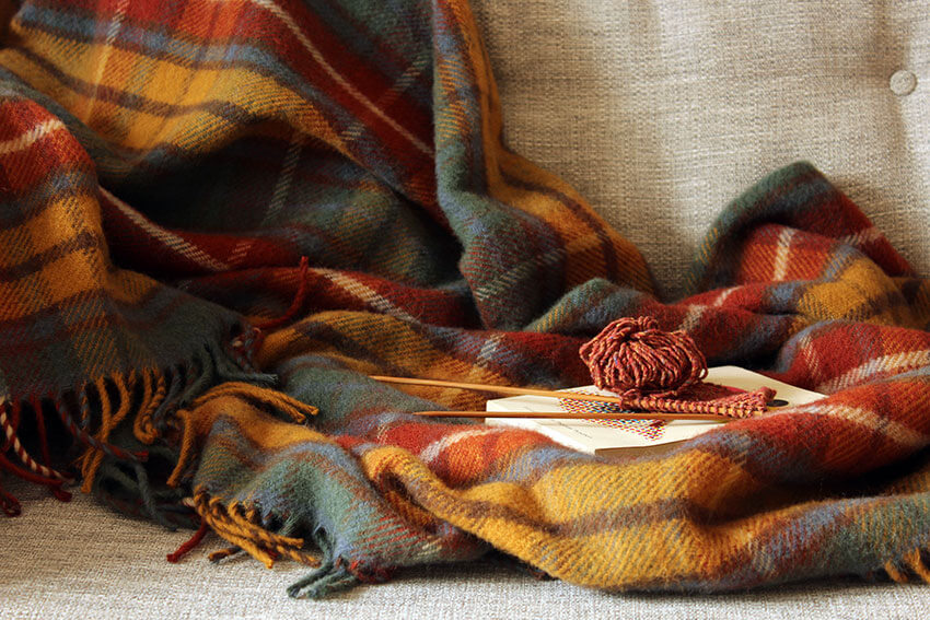 Tips for a cosy autumn home