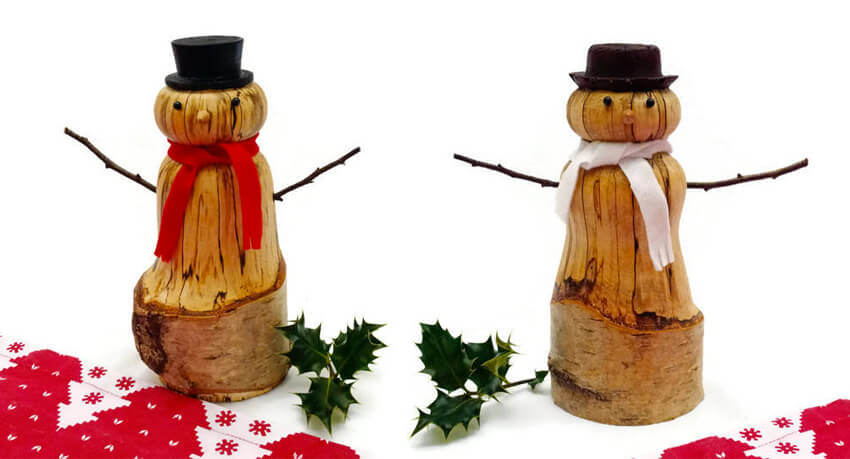 Awesome handmade Christmas decorations