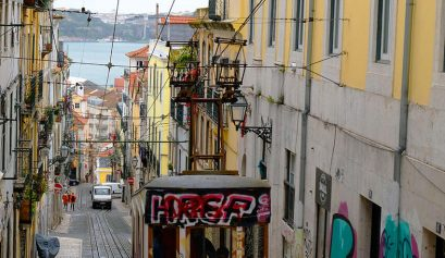 A weekend in Lisbon Portugal | Travel Blog | The Crafty Gentleman