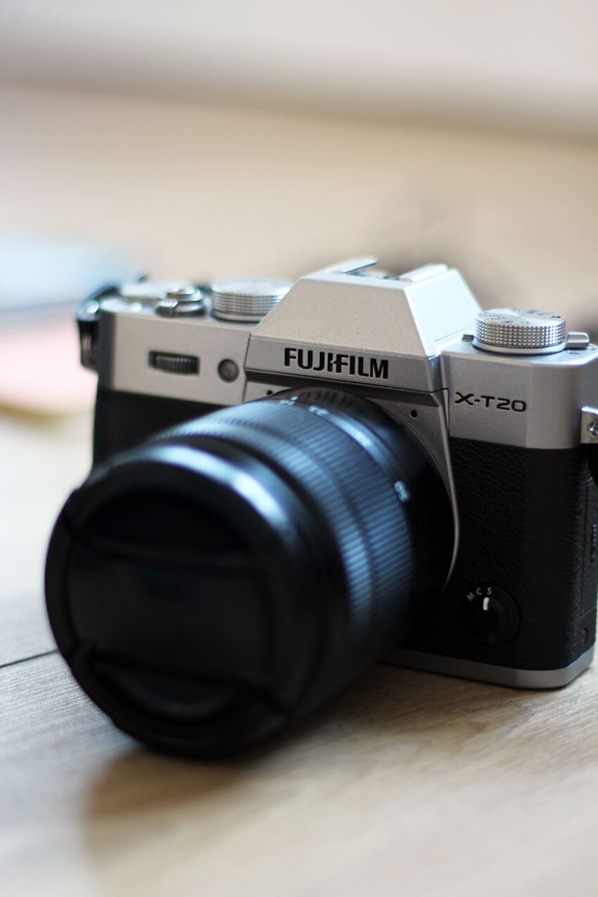 The 7 things I never travel without | Travel Essentials 2018 | Fujifilm XT20