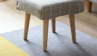 How to make a DIY footstool Click through for the full tutorial | DIY and Crafts blog