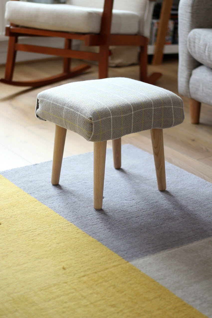 Awesome How To Make A Diy Footstool Diy And Crafts The Crafty Inzonedesignstudio Interior Chair Design Inzonedesignstudiocom