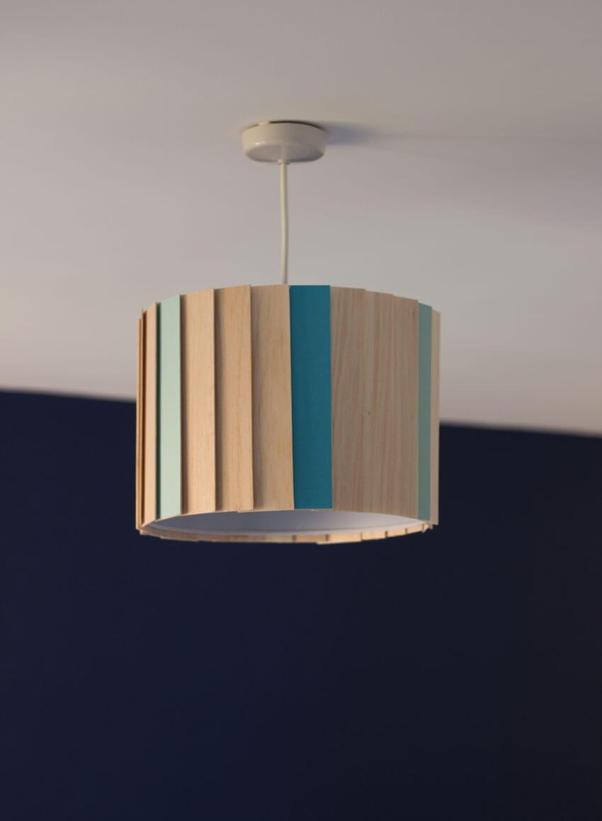 Scandinavian Style Diy Wooden Lampshade The Crafty Gentleman