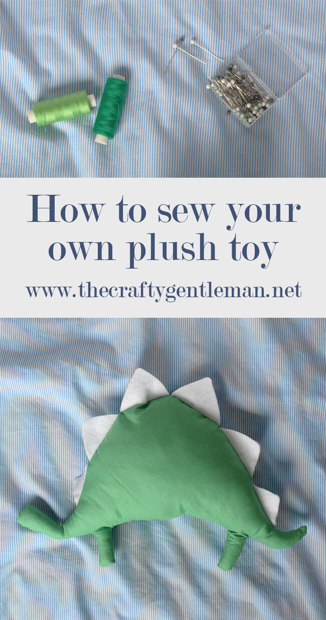 Learn how to make a DIY plush toy in any shape - Click through for easy tutorial