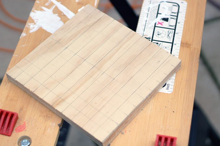 How to make a DIY wooden Sudoku game - Handmade games - Gift ideas for men - Easy woodwork projects for beginners