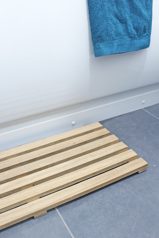 How To Make A Diy Wooden Bath Mat The Crafty Gentleman