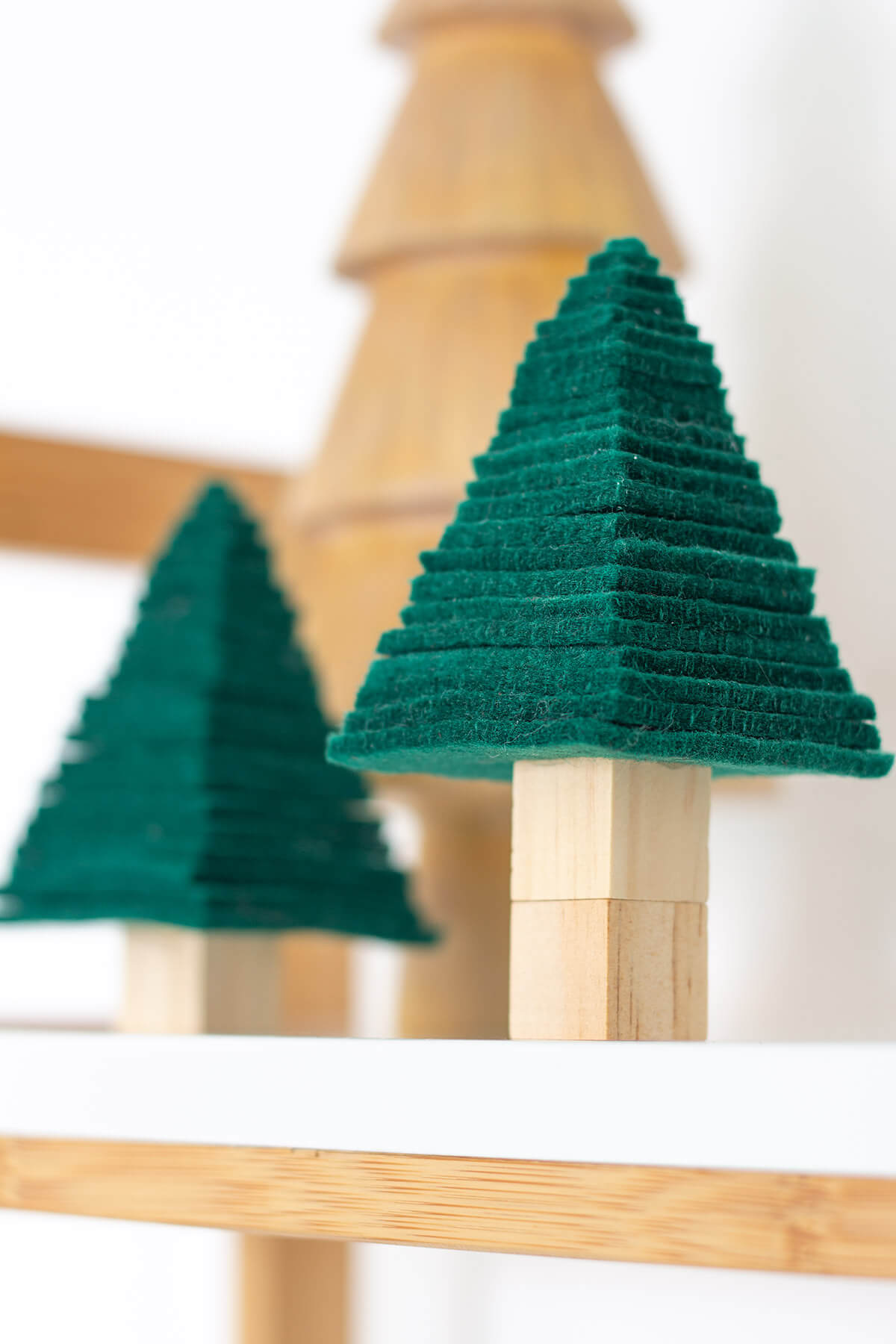 Diy Felt Christmas Tree Ornaments The Crafty Gentleman